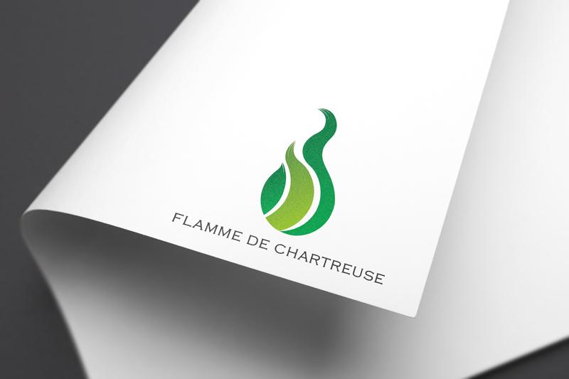 Logo Flamme de Chartreuse